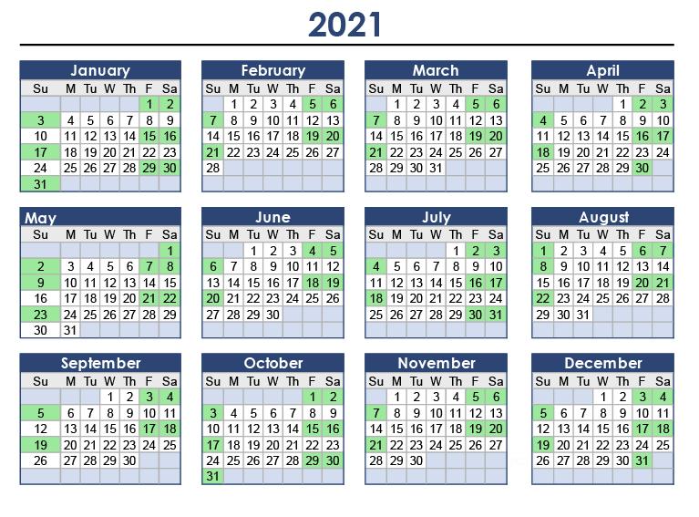 Nc Court Calendar 2022.Calendar Of First Third And Fifth Weekends The Texas Divorce Lawyer