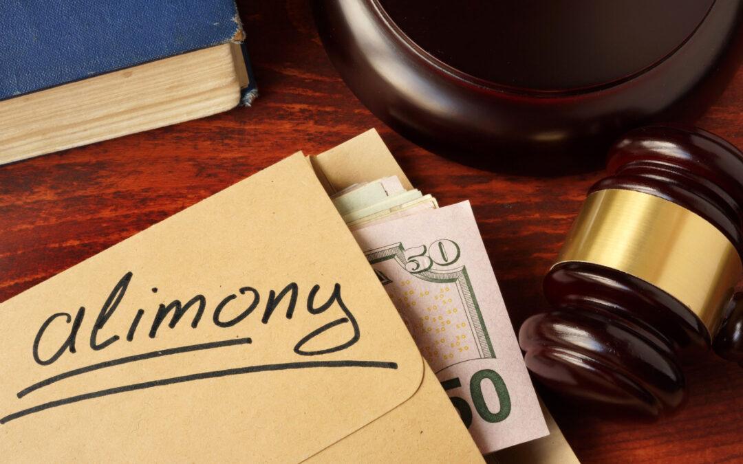 How to Negotiate Alimony in Texas